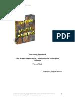 Marketing Espiritual Joe Vitale