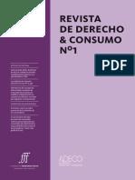 Revista de Derecho y Consumo