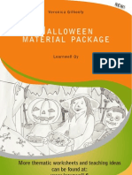 Halloween Material Package by Learnwell 2010
