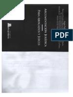 Argumentación Jurídica Para Jueces y Abogados.pdf