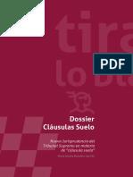 Dossier Clausula Suelo