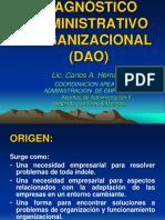 Diagnóstico administrativo