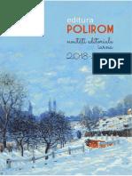 Catalog Iarna 2018-2019