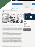 Para Entender El Presente _ Puente Entre Marx_ Kalecki. _ Página12