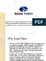 API 5l Pipes Supplier in India
