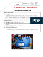 Manual de Vacuolavadora