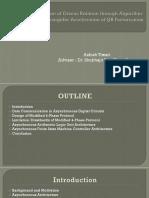 FPGA Based High Performance Asynchronous Arithmetic Logic Unit.pptx