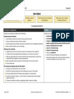 bc curriculum - science 3