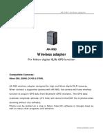 AK-N90 User Manual Traducido