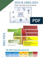 ISO-9001 & 14001 - 2015-training