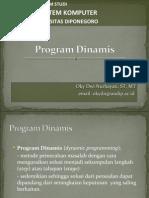 Program Dinamis