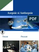 Asepsie-Antisepsie Medics romana.ppt