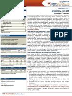 Sector Update-Market Cement Emkay 07.01.19