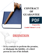 Contract of Gurantee2