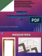 Tema 7 Obras Arquitectonicas 1 (las planificadoras) Construccion I 2018.pptx