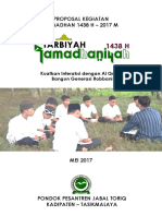 Proposal Tarra II - Fundrising Jabal Toriq Boarding School