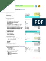 Perhitungan Parameter Beban Gempa (SNI 03-1726-2012)