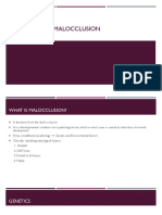 Aetiology of malocclusion.pptx