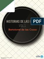 Historia de las Indias 1_De las Casas.pdf