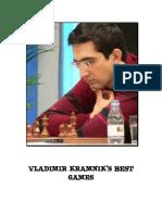 Vladimir Kramnik Best Games