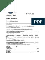 Formato de Historia Clínica PREGRADO (1)Angella