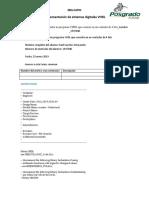 Tarea 2 Se Desarrolla y Prueba Un Programa VHDL Que Consiste en Un Contador de 4 Bits Vivado2018.3 - 1937480 Raul Sanchez