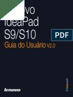 Lenovo IdeaPad S10 UserGuide V2.0 (Portuguese).pdf