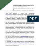 PFOA y Los Peligros Del Teflón