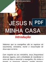 (Projeto) Jesus Na Minha Casa