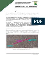 Informe Diseño de Pavimento