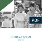 Fundacion Televisa Informe Anual 2016 Lowres