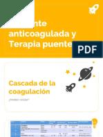 Anticoagulantes y Gestación