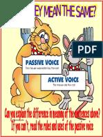 Passive Voice Mio