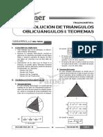 Tema 15 - Resolución de triángulos oblicuángulos I - Teoremas .pdf