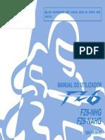 Manual FZ6N