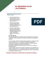 Beneficios Saludables de las Semillas de Calabaza y supercereales.docx