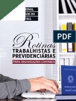 Manual de Audiência e Prática Trabalhista - Gustavo Cisneiros - 2018