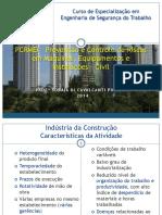 PCRMEI Prevenção e Controle de Riscos Em Máquinas, Equipamentos e Instalações Civil