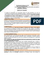 Curso de Especialização Em Geologia de Minas e Tecnicas de Lavra a Céu Aberto