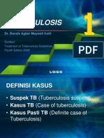 Tuberkulosis (Pedoman Penanganan WHO 2009/2010)