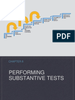 Audit Process - Performing Substantive Test