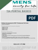 Tia Portal Basic