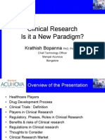 Clinical Research ICRI