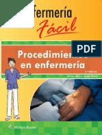 Enfermería fácil Procedimientos en enfermería.pdf