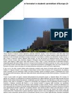Avila 2015 Incontro Dei Formatori e Studi