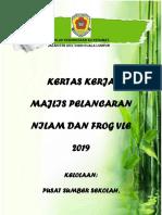 Kertas Kerja Nilam Frog 2019