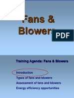 Fans and Blowers