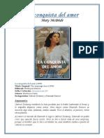 Mary McBride - La Conquista Del Amor.pdf