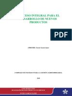 378945061 Proceso Integral Para El Desarrollo de Nuevos Producto Converted