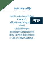 vedett_halfajok